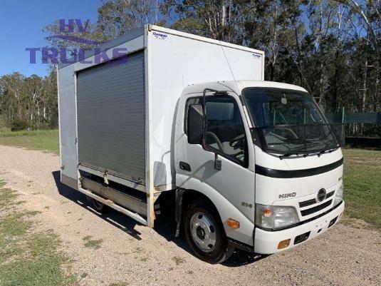 2010 Hino 300 Series 614 Auto Hunter Valley Trucks - Trucks for Sale