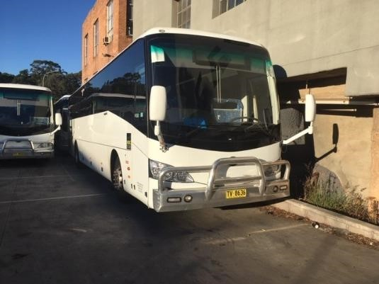 2016 Yutong 57 Seater Coach - Buses for Sale