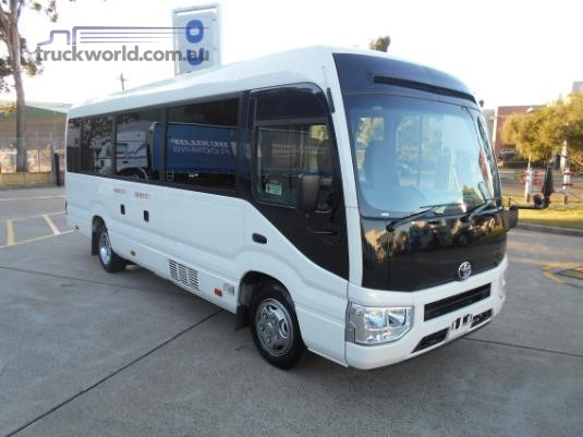 2017 Toyota Coaster Deluxe - Buses for Sale