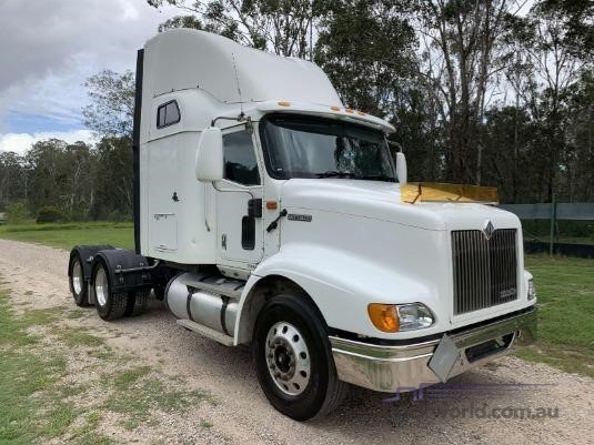 2001 International 9200 - Trucks for Sale