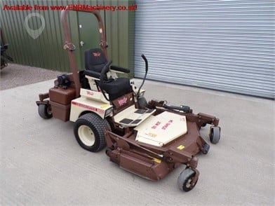 Used Zero Turn Lawn Mowers for sale in the United Kingdom - 16
