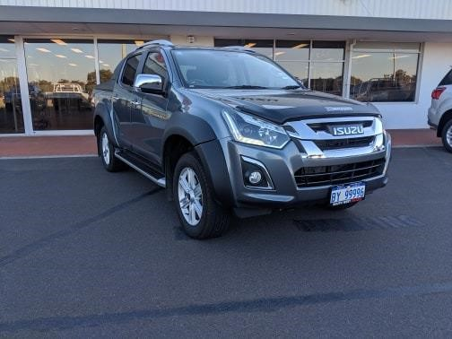 2018 Isuzu UTE D-Max LS-T - Light Commercial for Sale