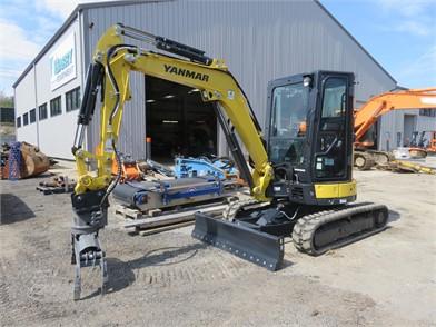 YANMAR VIO35-6A For Sale - 80 Listings   MachineryTrader com