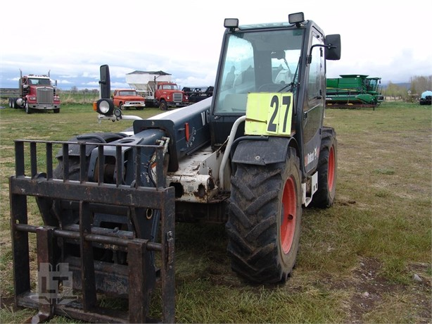 BOBCAT V623 Telehandlers Auction Results - 10 Listings