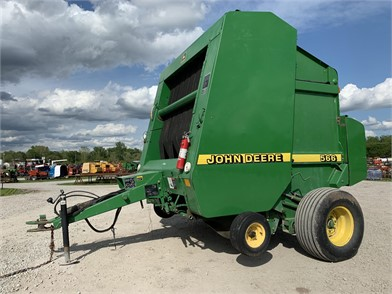 John Deere 566 For Sale In Missouri - 6 Listings