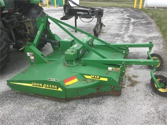 2008 JOHN DEERE MX8 For Sale In GRETNA, Nebraska