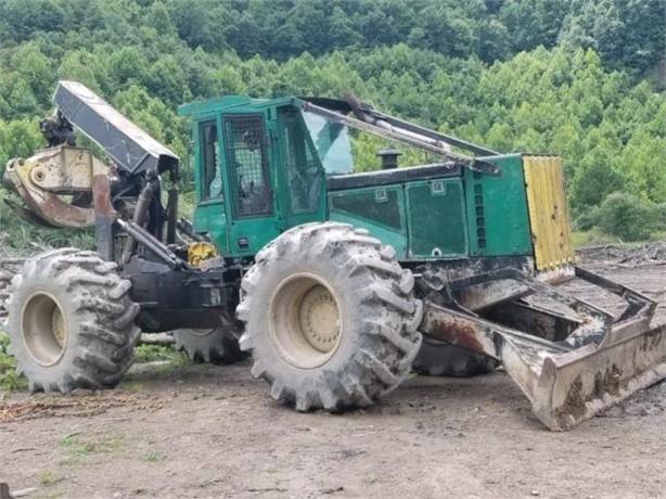 TIMBERJACK 460 Skidders Logging Equipment For Sale - 19