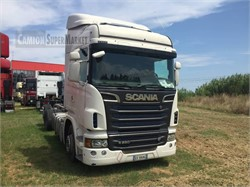 SCANIA R560  used