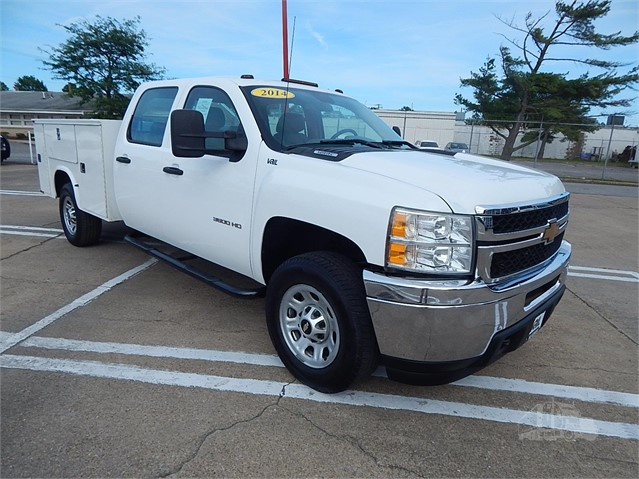 2014 Chevrolet 3500 For Sale In Norfolk Virginia