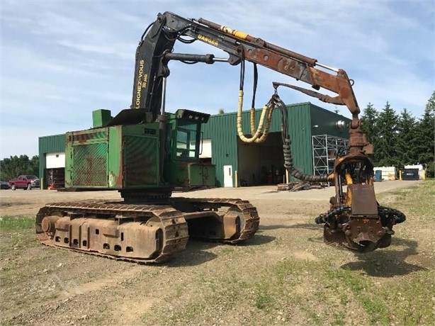 Processor / Harvesters Logging Equipment For Sale - 395 Listings