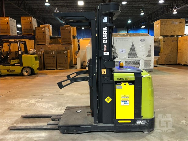 Order Picker Forklifts For Sale From National Lift Truck Inc