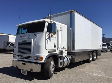 Cabover Trucks For Sale >> Freightliner Cabover Trucks W Sleeper For Sale 45 Listings