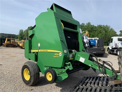 John Deere Round Balers For Sale In Finger, Tennessee - 39