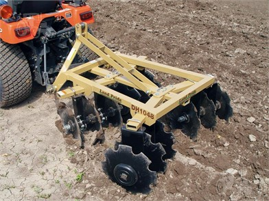 Tillage Equipment For Sale By Harpster Equipment Inc  - 94