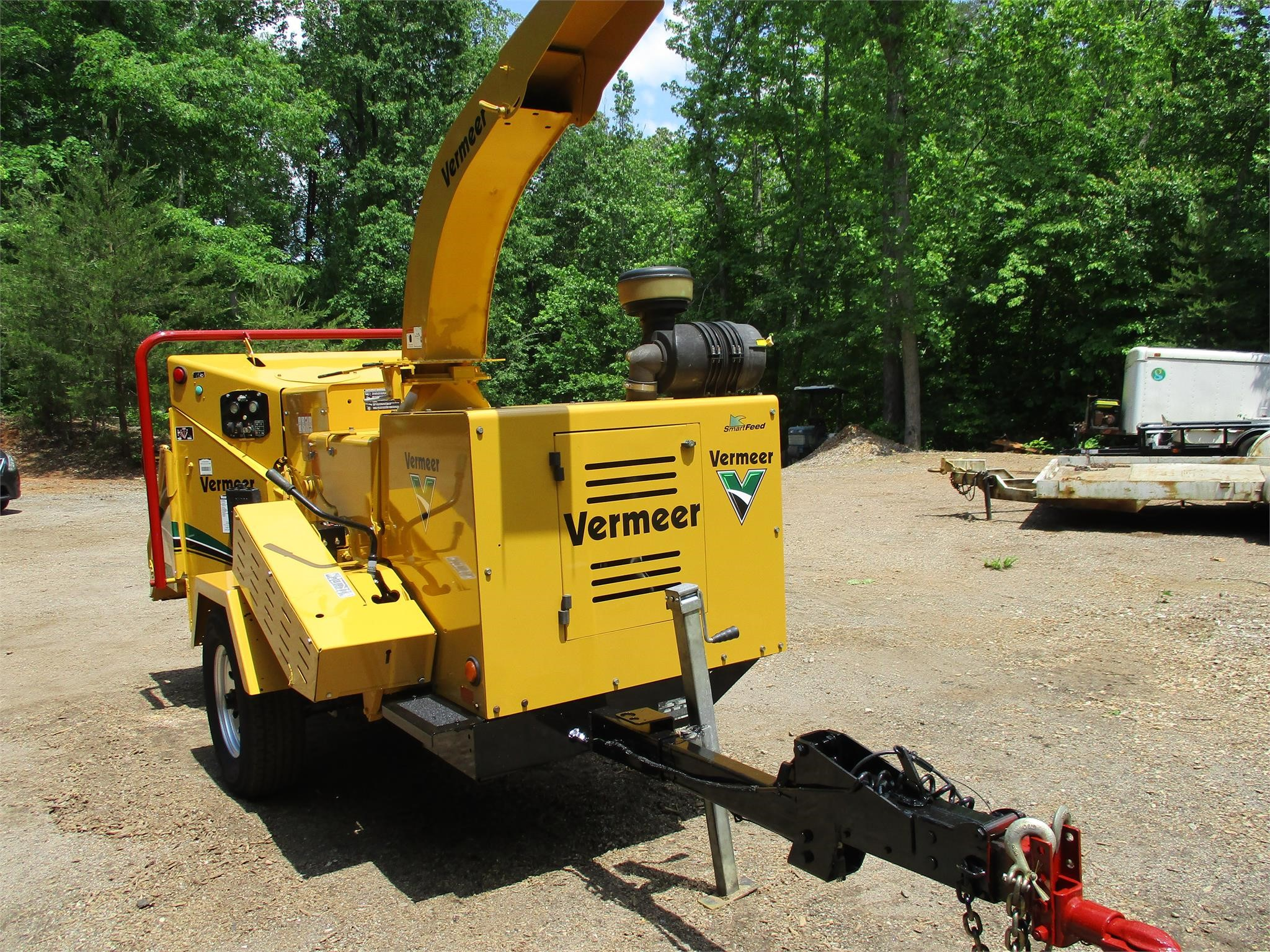 2014 VERMEER BC1000XL For Sale in Greenville, South Carolina