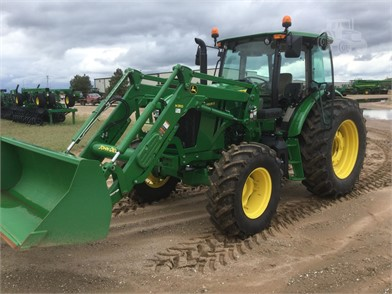 JOHN DEERE 6105E For Sale - 46 Listings | TractorHouse com - Page 1 of 2