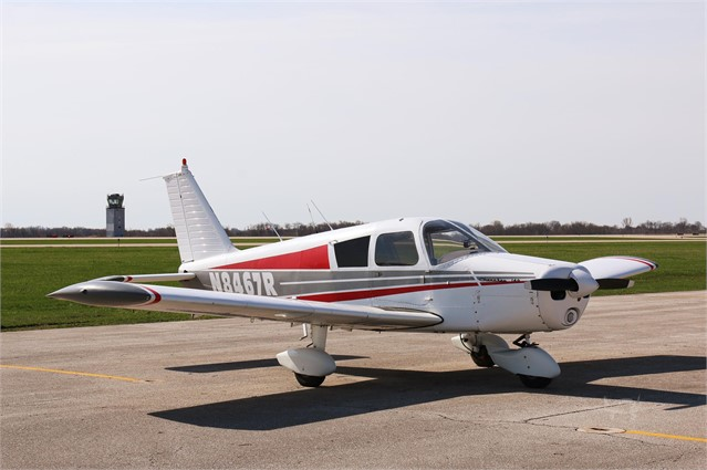 1966 PIPER CHEROKEE 140 For Sale In Galesburg, Illinois