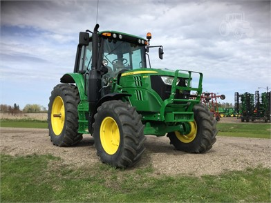 JOHN DEERE 6110 For Sale - 216 Listings | TractorHouse.com ... on