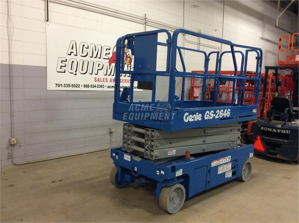 GENIE GS2646 Lifts For Sale in North Dakota - 6 Listings