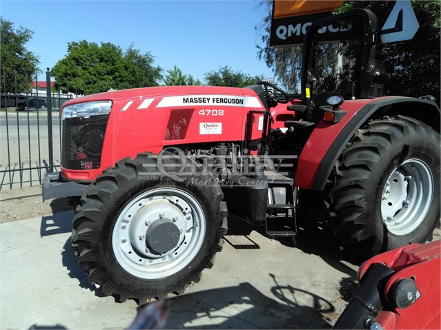 2018 MASSEY-FERGUSON 4708 For Sale In Tulare, California
