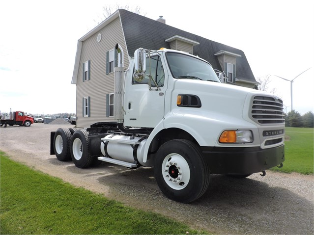 2007 STERLING AT9500 For Sale In Kinde, Michigan