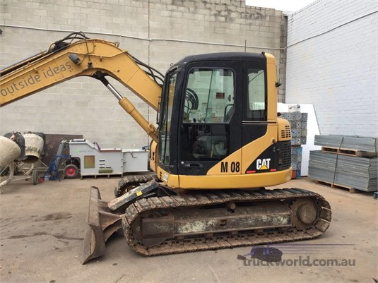 2006 Caterpillar 308C CR Heavy Machinery for Sale