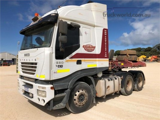 2007 Iveco Stralis 550 - Trucks for Sale