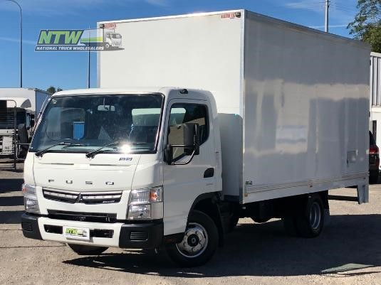 2014 Fuso Canter 515 National Truck Wholesalers Pty Ltd - Trucks for Sale
