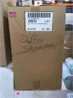 Doughboy 0-2094-013 Dlx thru-wall skimmer beige