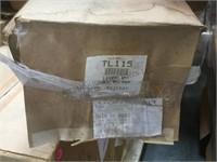 5 Ovation TL115 ledge 8'' grey