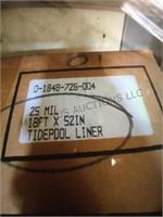 Tidepool Liner 18ftX52in 0-1848-726-004