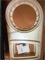 Doughboy filter base 0-2380-000