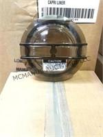 2 OEM Hayward super II pump strainer Lid Threaded