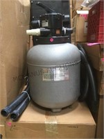 Doughboy aquaview High-Rate Sand Filter