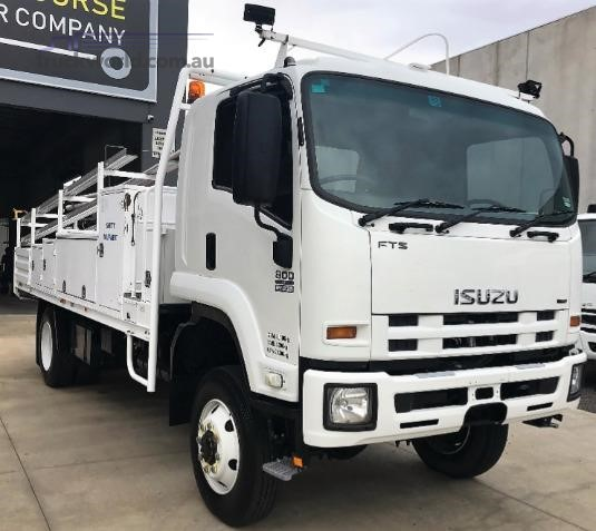 2008 Isuzu FTS 800 - Trucks for Sale