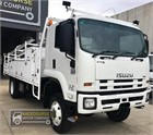 2008 Isuzu FTS 800 Cab Chassis