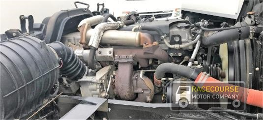 2008 Isuzu FTS 800 Racecourse Motor Company - Trucks for Sale