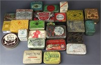 Matson Advertising & Toys / Hechinger Tin Collection