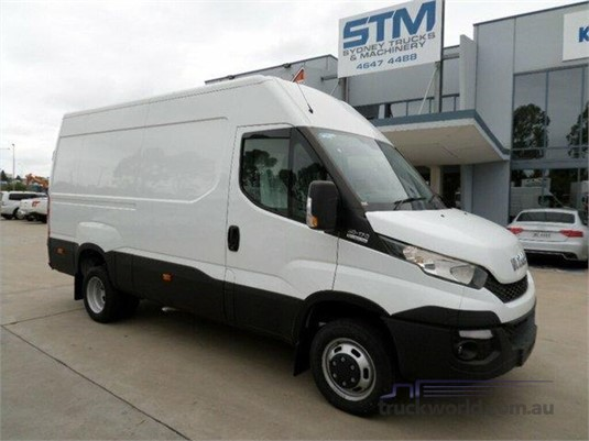 2016 Iveco Daily Light Commercial for Sale