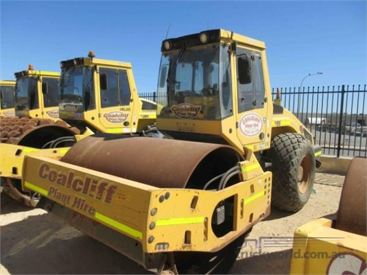2006 Bomag BW211D-4 - Heavy Machinery for Sale