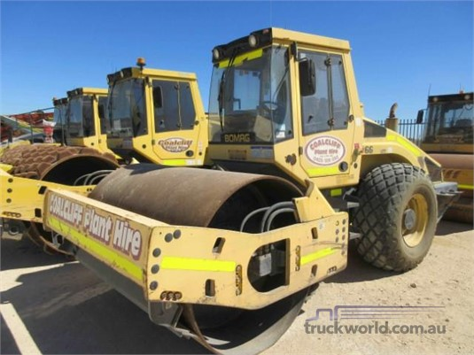 2007 Bomag BW211D-4 - Heavy Machinery for Sale