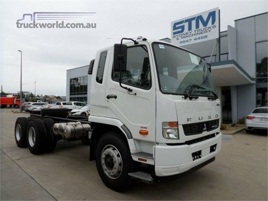 2018 Fuso Fighter 14 - Trucks for Sale
