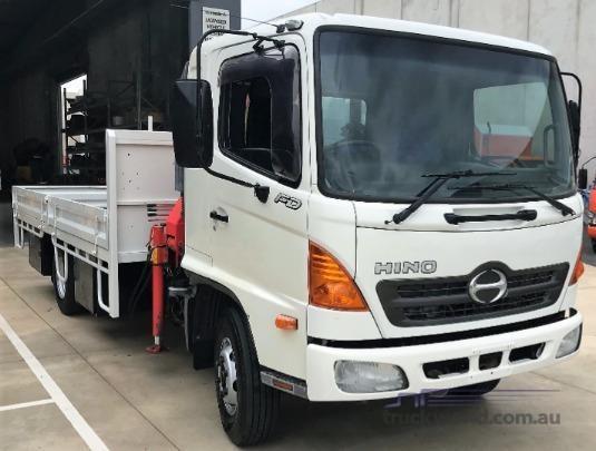 2004 Hino FD - Trucks for Sale