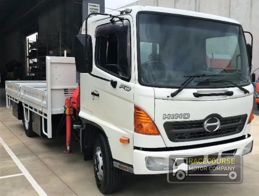 2004 Hino FD Racecourse Motor Company - Trucks for Sale