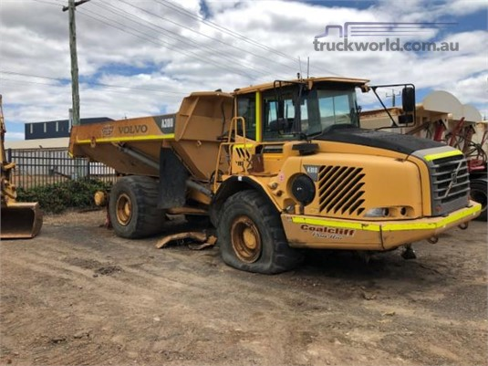 2007 Volvo A30D - Heavy Machinery for Sale