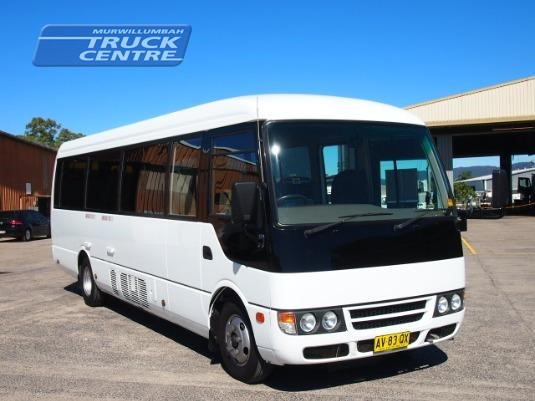 2008 Fuso Rosa Deluxe 25 Seats Murwillumbah Truck Centre - Buses for Sale