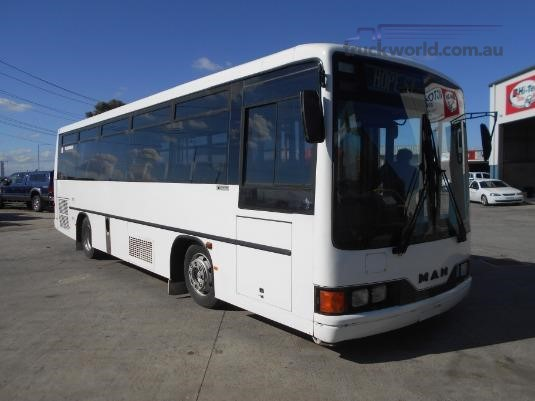 1998 MAN 10.220 Bill Slatterys Truck & Bus Sales - Buses for Sale