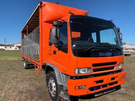 2007 Isuzu FTR 900 Long Trucks for Sale