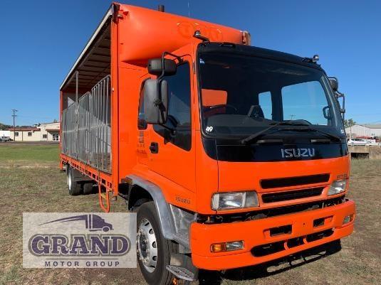 2007 Isuzu FTR 900 Long Grand Motor Group - Trucks for Sale