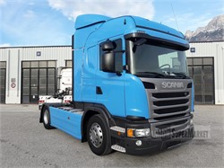 SCANIA G410  used